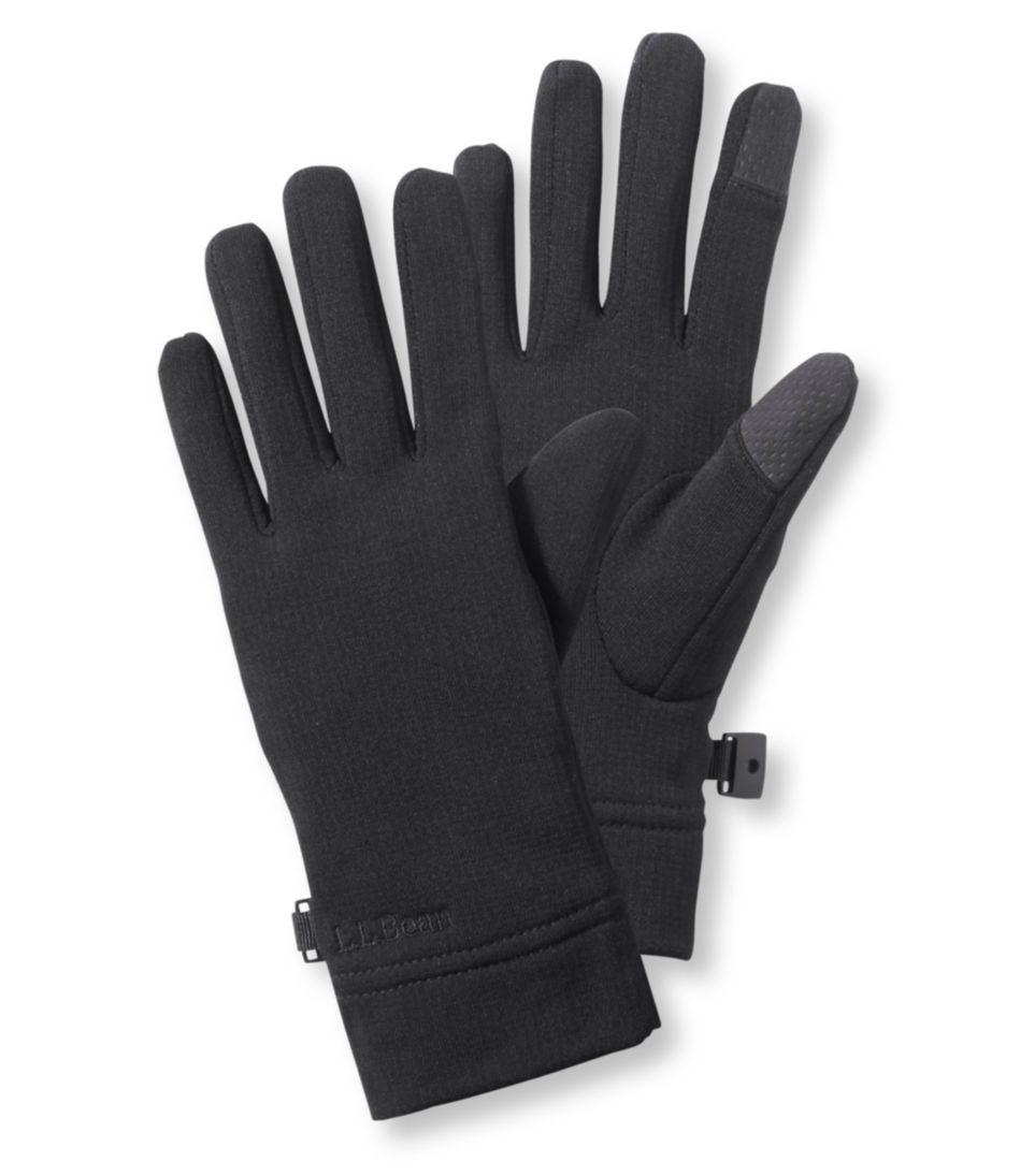 Women's Polartec Liner Touchscreen Gloves