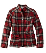 Women's Stonington Jacket, Plaid