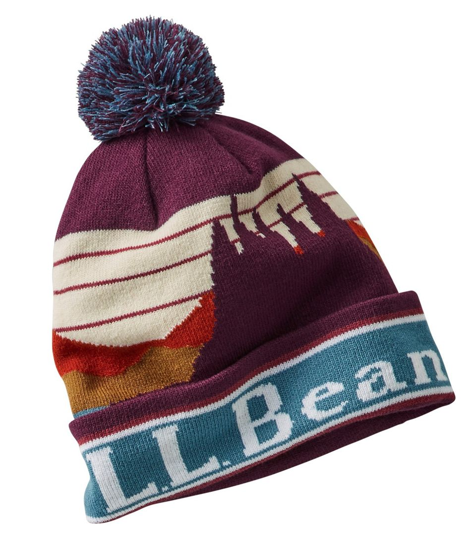 Katahdin Pom Hat