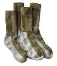 CoolMax Hiker Socks, Two-Pack