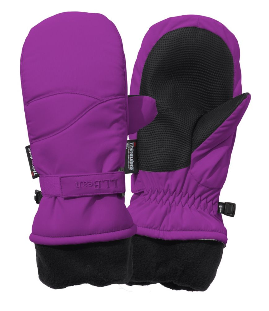 L.L.Bean Cold Buster Waterproof Mittens