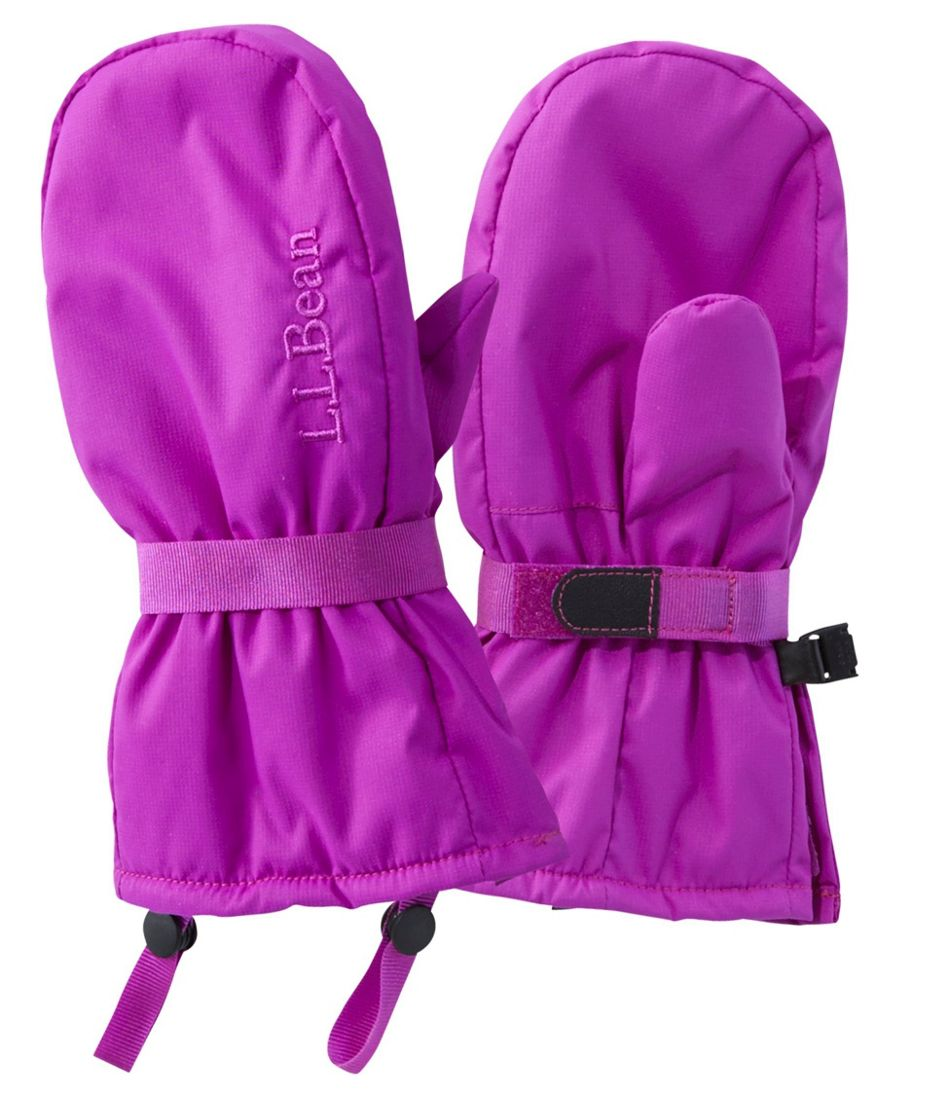 Toddlers' Cold Buster Waterproof Mittens