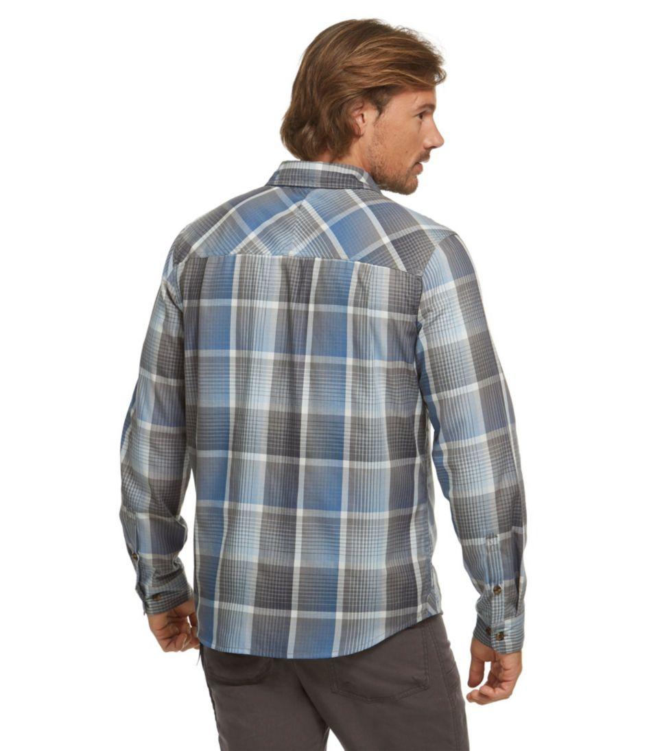 Flagstaff Performance Shirt, Plaid