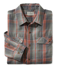 Men's Flagstaff Performance Shirt, Plaid