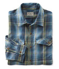Flagstaff Performance Shirt, Plaid