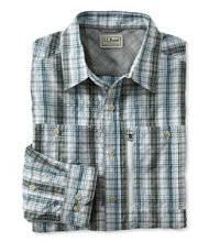 Cool Weave Shirt, Plaid