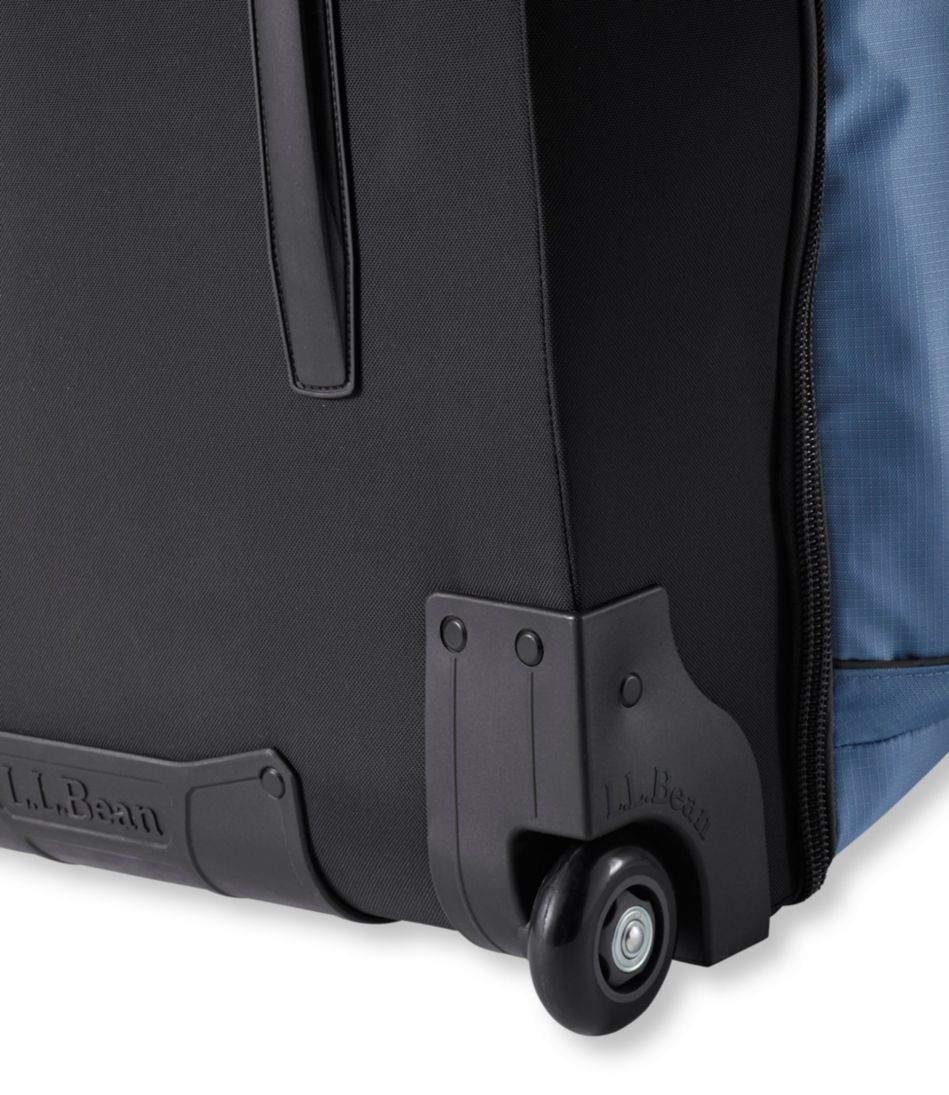 Quickload Drop-Bottom Rolling Duffle
