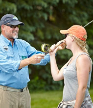 Women's-Only Introduction to Fly-Casting Course