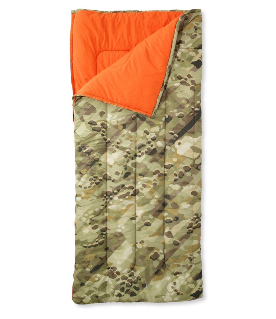 Camp Sleeping Bag, Graphic 40°
