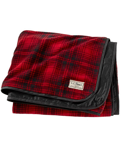 Waterproof Outdoor Blanket Plaid