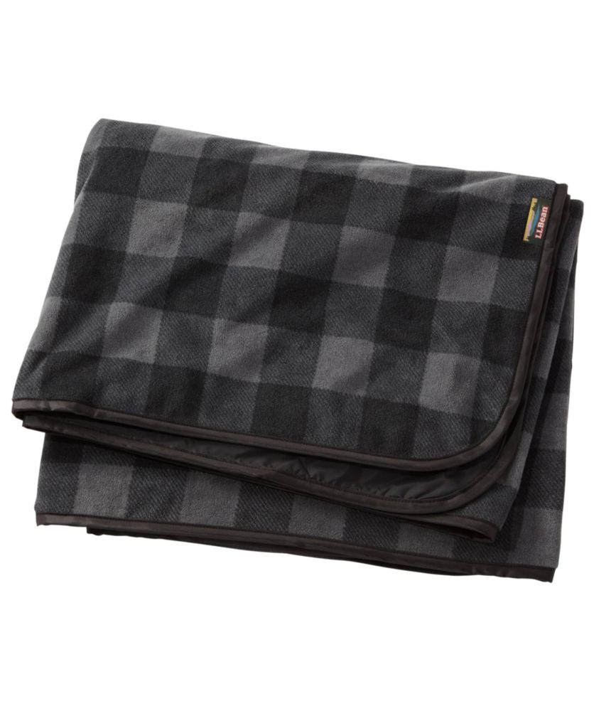 Waterproof Outdoor Blanket, Plaid