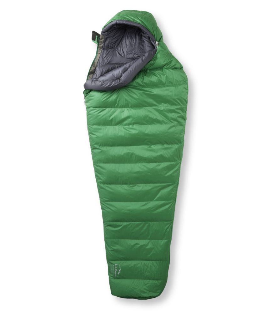 backpacking gifts llbean down sleeping bag