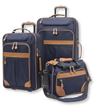 Sportsman S Expandable Luggage Set