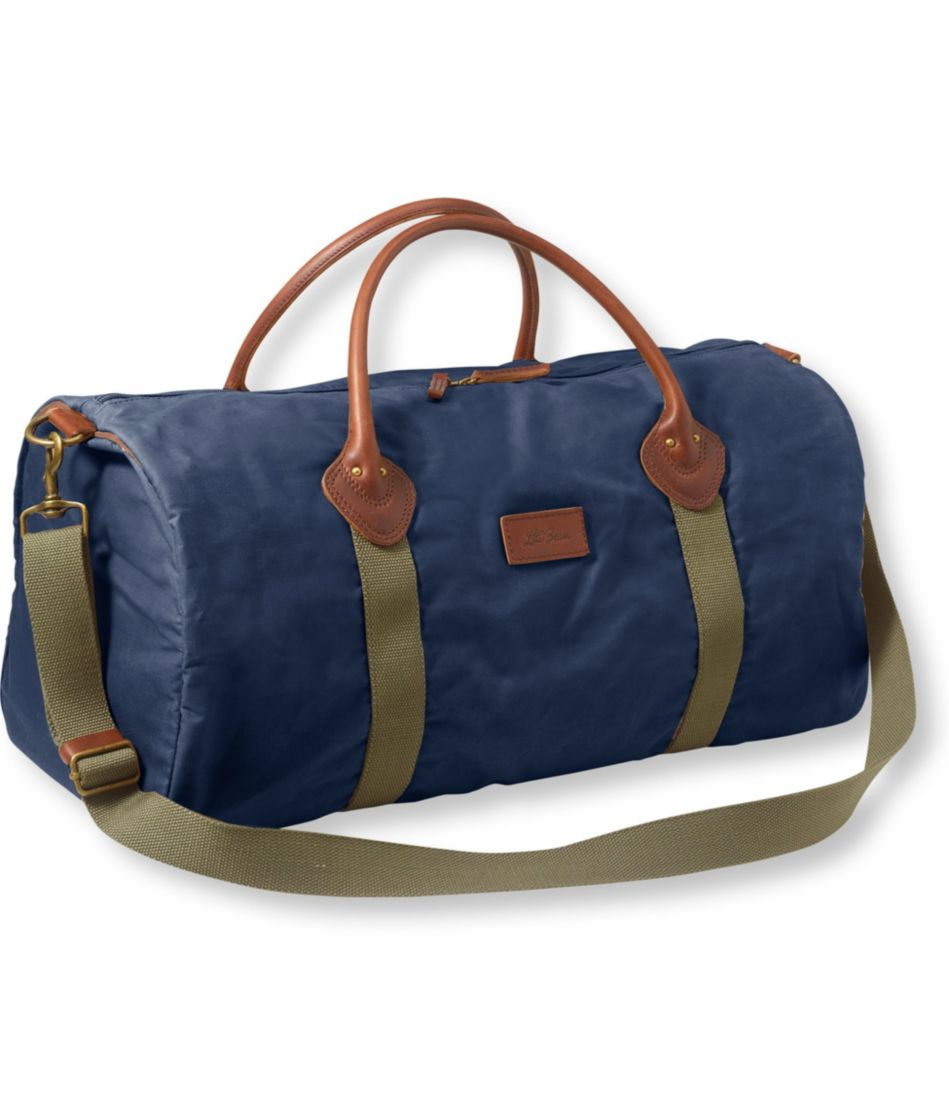 Heritage Waxed-Canvas Duffle