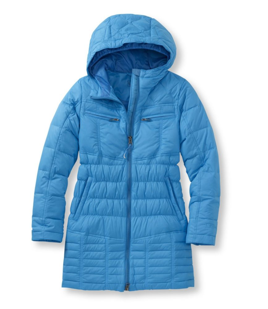 L.L.Bean Scrunch Down Coat