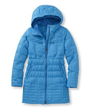 Girls' Scrunch Down Coat