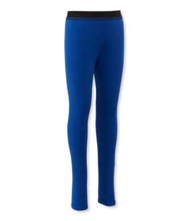 Kids' Polartec Base Layer Pants