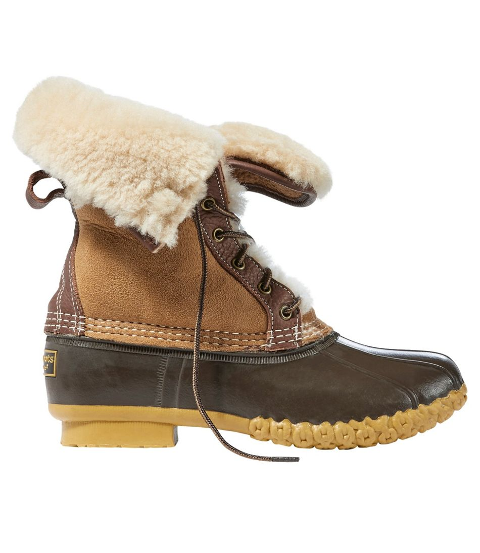 Women's Signature Wicked Good L.L.Bean Boots, 10""