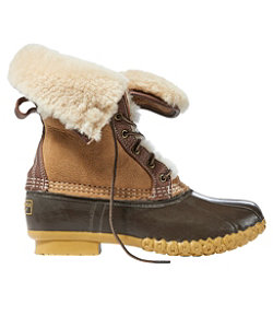 """Women's Signature Wicked Good Bean Boots, 10"""""""