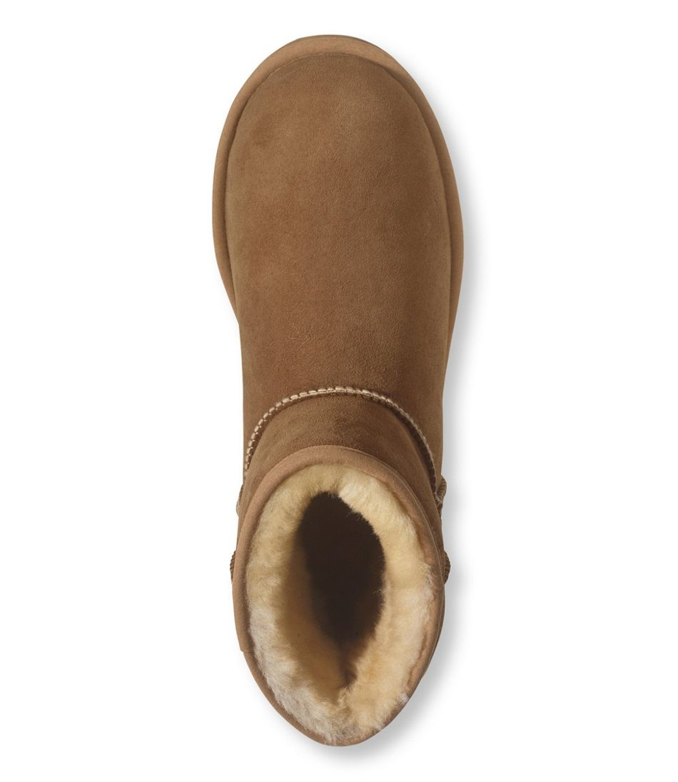 Women's Wicked Good Shearling Boots, Low