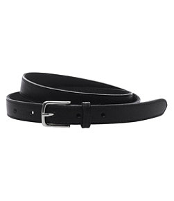 "Women's Leather 3/4"" Belt"