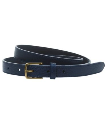 "Leather 3/4"" Belt"