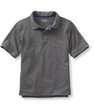 Boys' Performance Polo Shirt