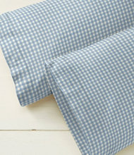 Ultrasoft Comfort Flannel Pillowcases, Gingham Set of Two