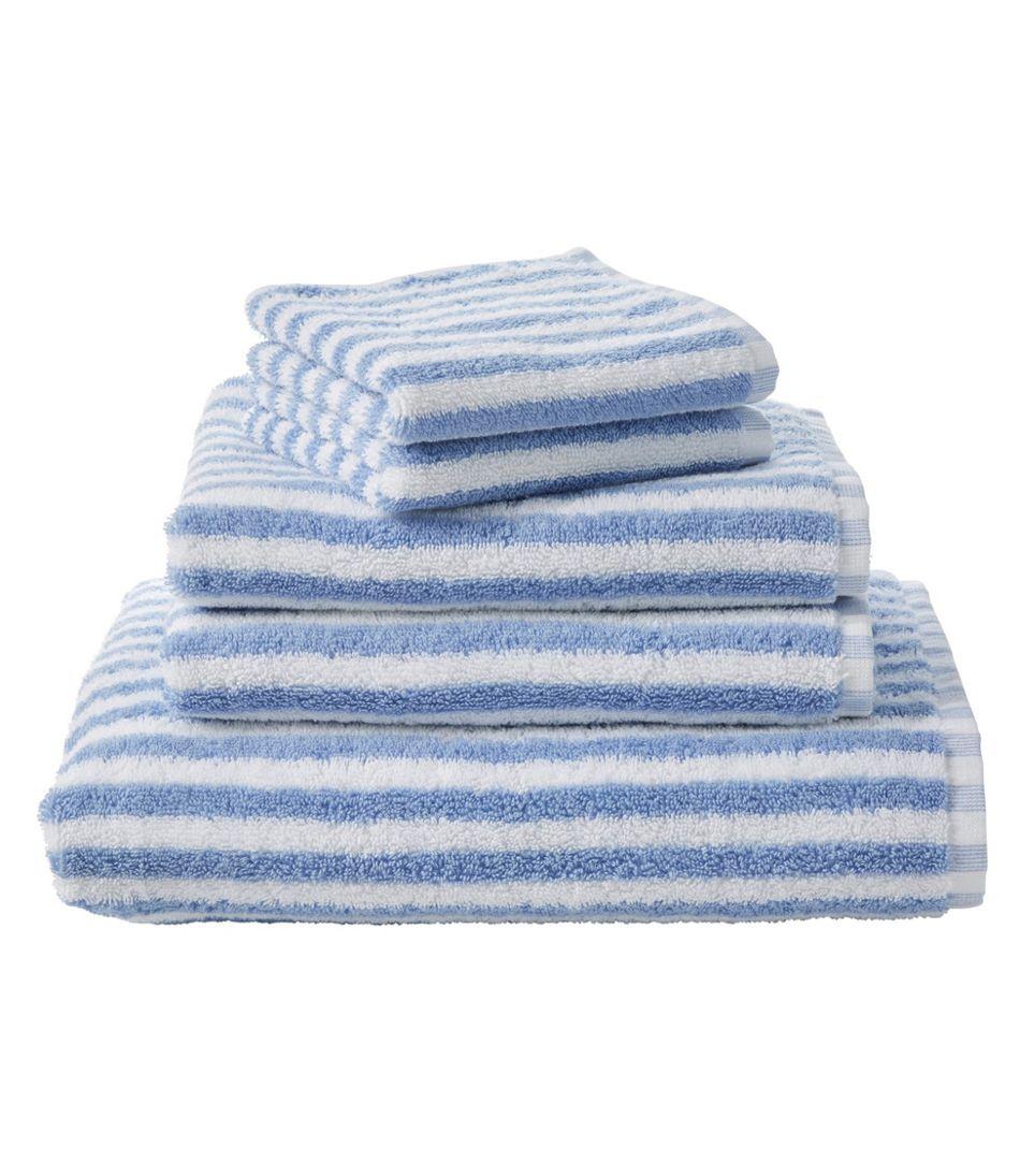L.L.Bean Egyptian Cotton Towels, Stripe