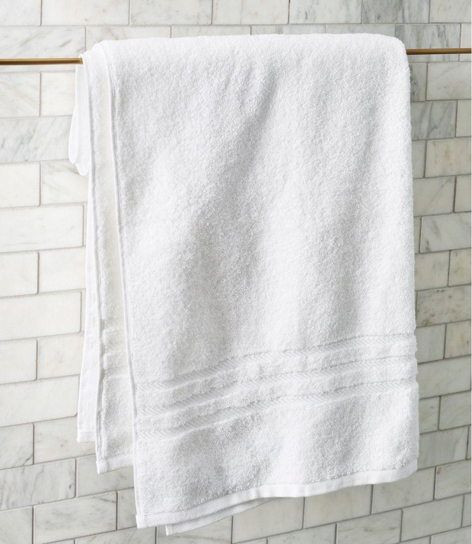 L.L.Bean Egyptian Cotton Towels