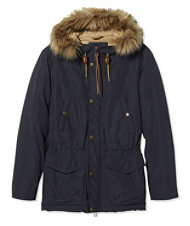 Signature Back Cove Parka