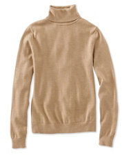 Signature Merino Turtleneck Sweater