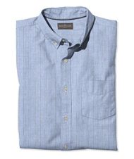 Signature End-on-End Shirt, Slim Fit Stripe