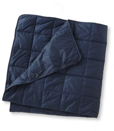 Packable Travel Blanket