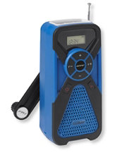 FR1 Mini Emergency Radio