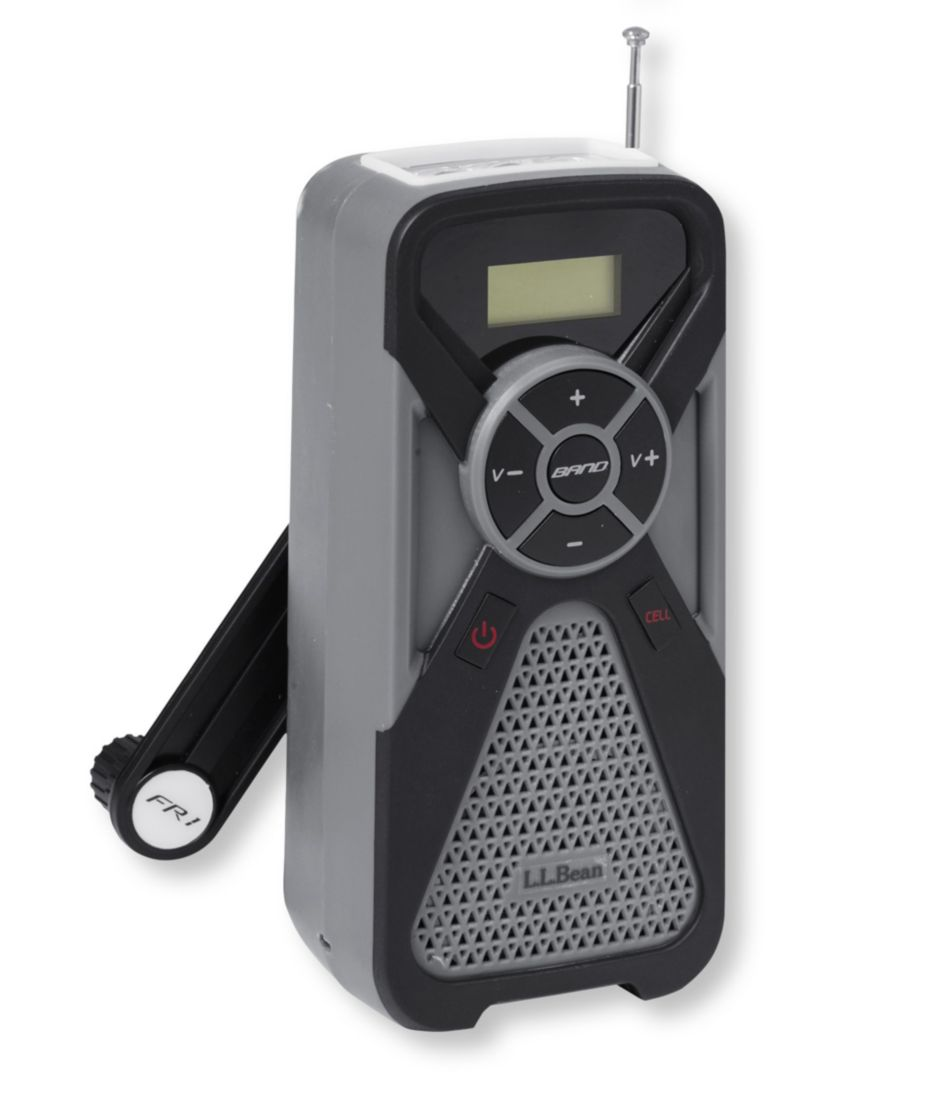 FR1 Mini Emergency Radio