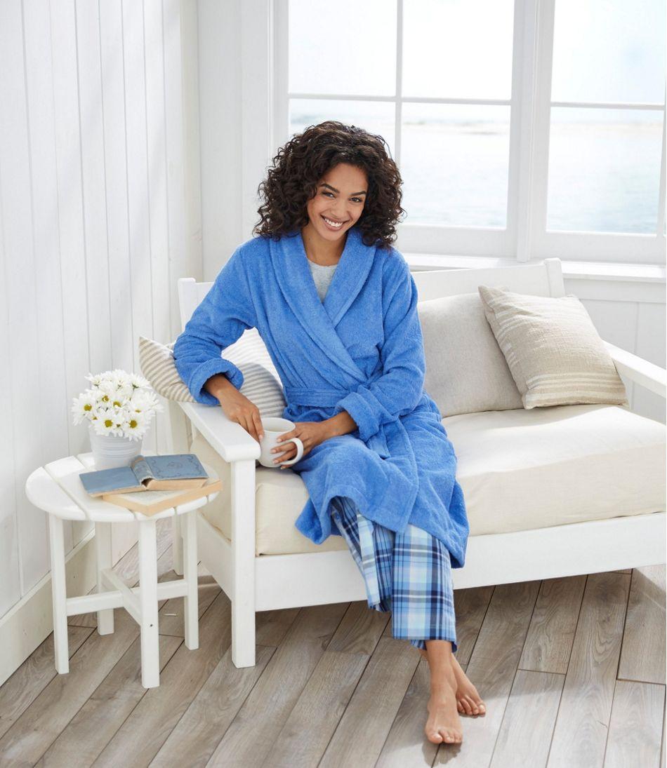 Women's Terry Cloth Robe