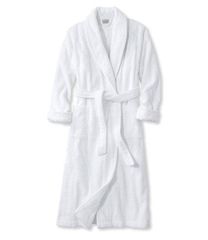 Top Women's Terry Cloth Robe WU59
