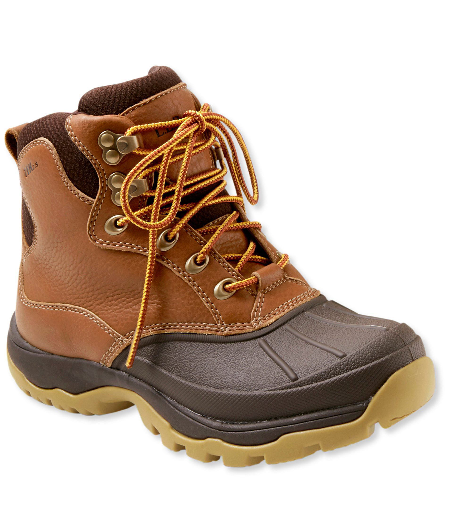 Women's Storm Chasers Classic Waterproof Boots, Lace Up by L.L.Bean
