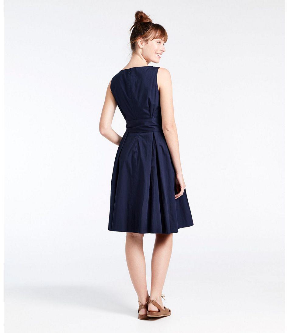Signature Poplin Dress