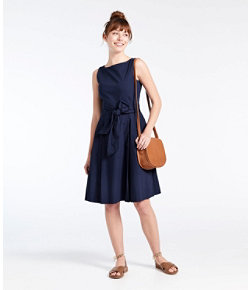 Women's Signature Poplin Dress