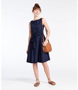 Women's Signature Poplin Dress