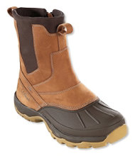Men's Storm Chasers Classic Waterproof Boots, Side-Zip