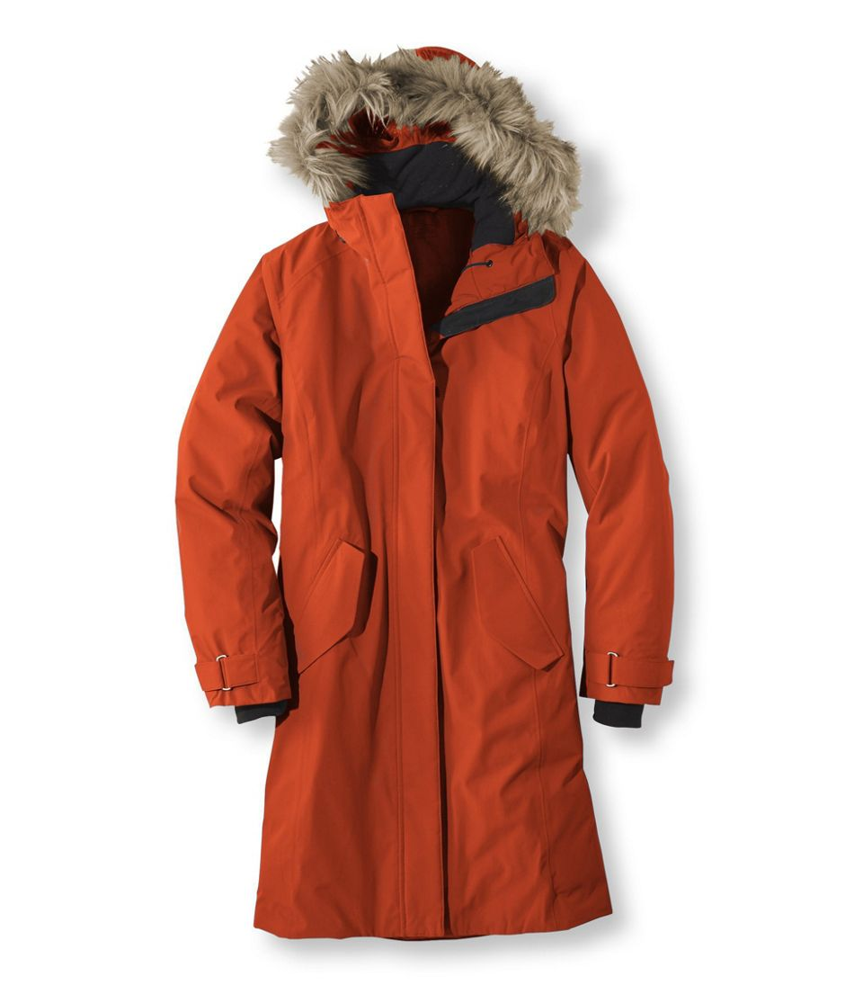 Acadia Down Coat