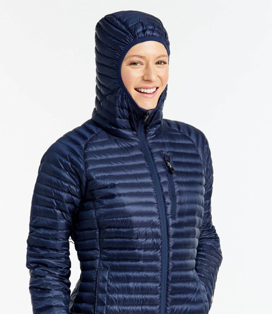 Women's Ultralight 850 Down Sweater Hooded Jacket
