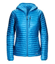 Women's Ultralight 850 Down Sweater Hooded Jacket