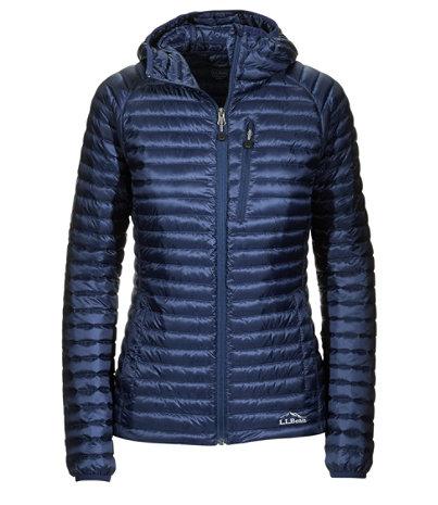 Women's Womens Ultralight 850 Down Sweater Hooded Jacket | Free ...