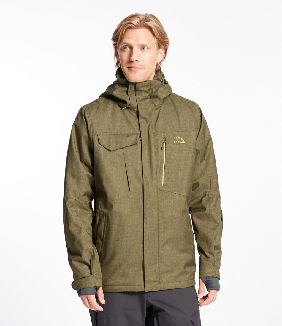 Men's Carrabassett Ski Jacket