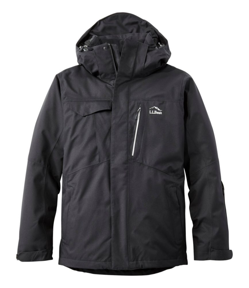 photo: L.L.Bean Men's Carrabassett Ski Jacket