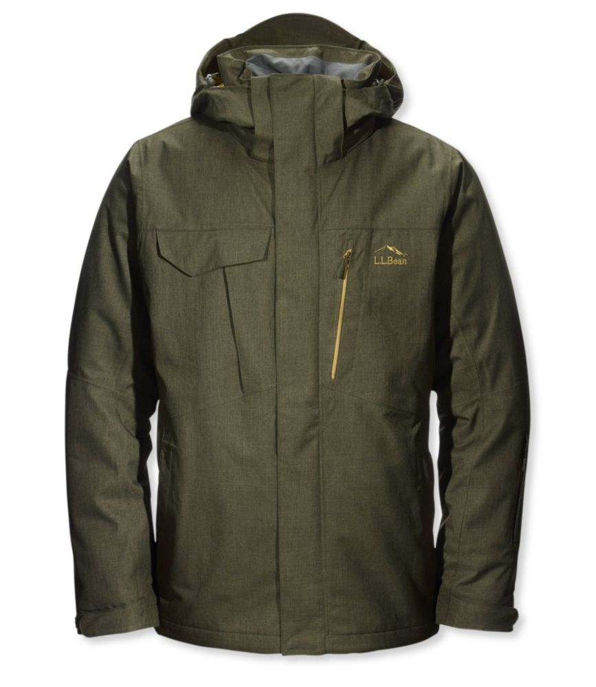L.L.Bean Carrabassett Ski Jacket